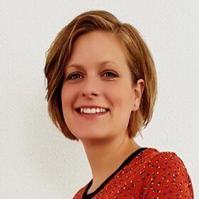 Projectmanager Rike Huijberts